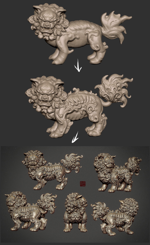 Zhelong xu progress02