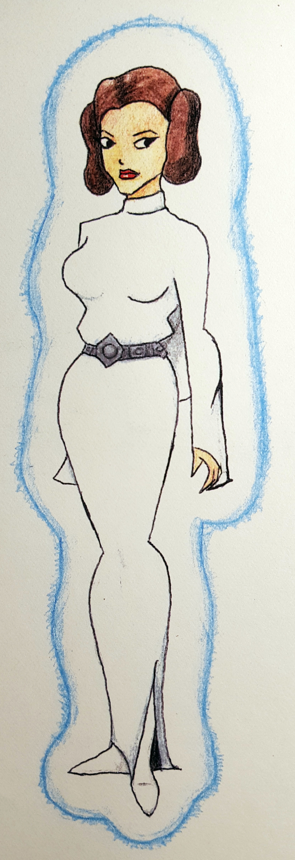 Benni amato swg leia costumes s1 original