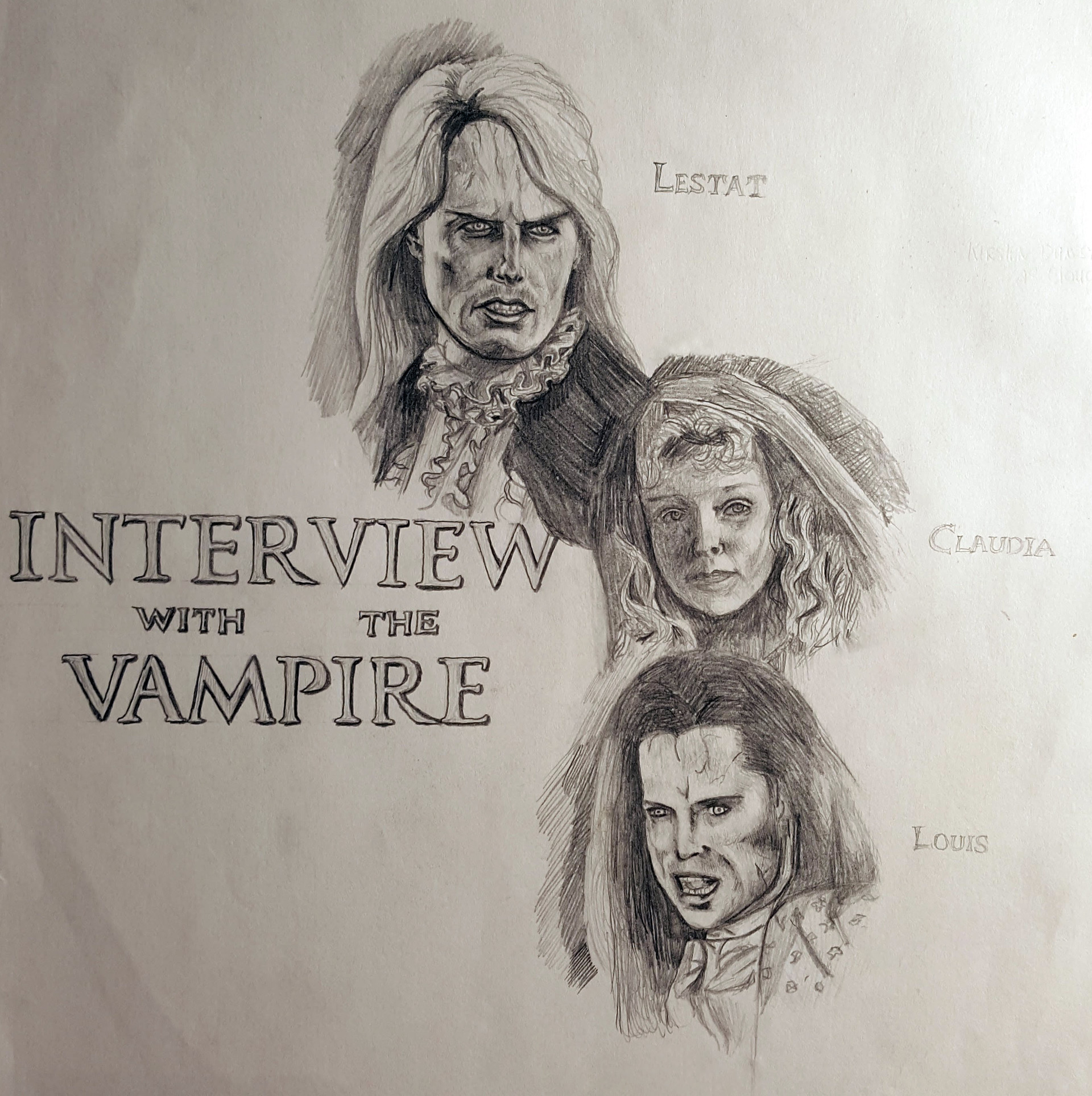 Benni amato interview with the vampire