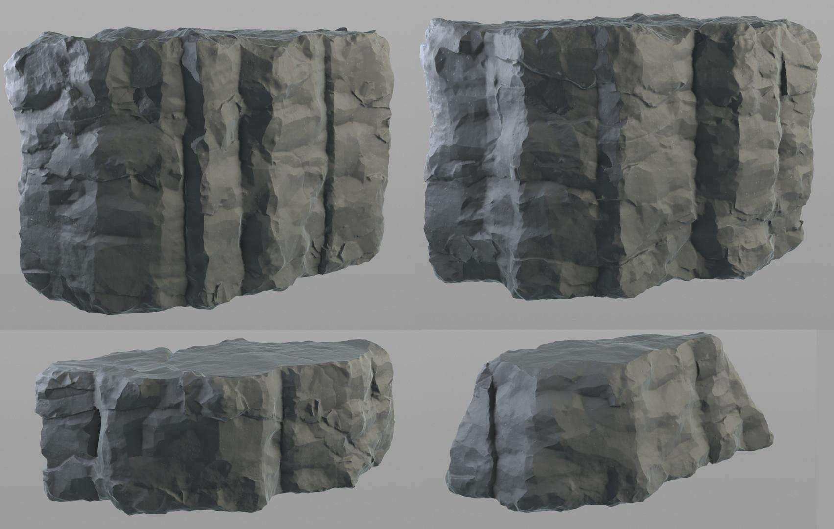Hugo beyer boulders