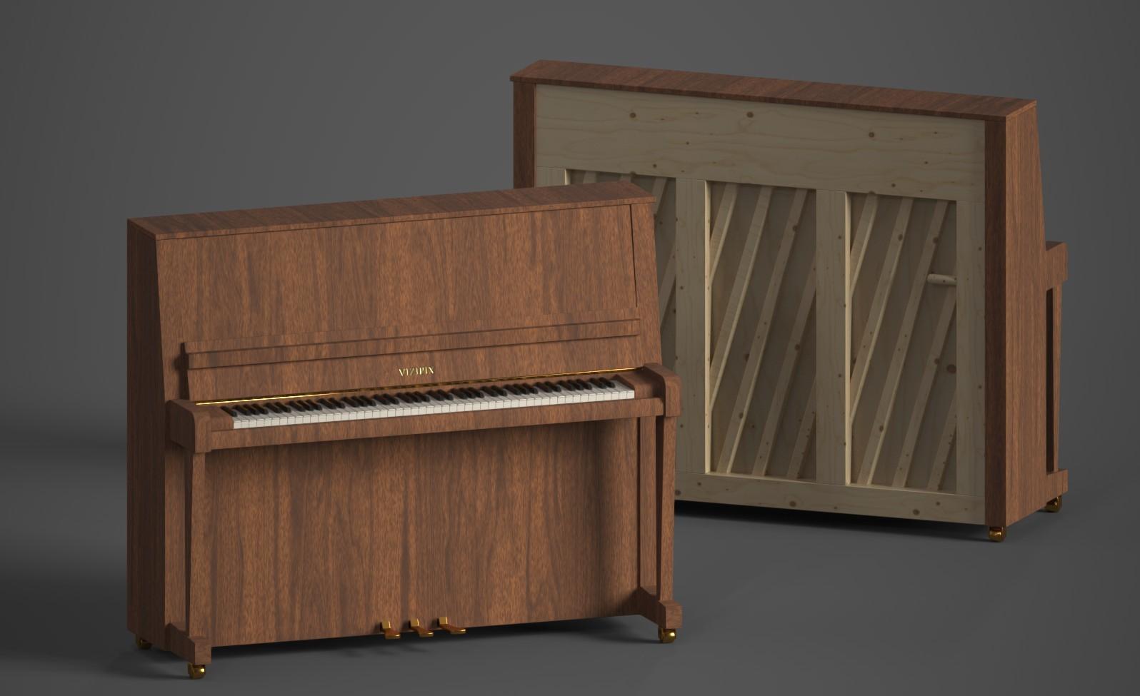 Etienne lesplulier pianodroit