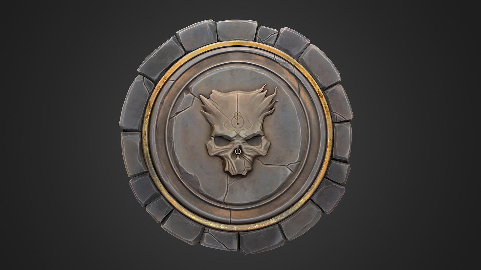 Skull Ground Portal