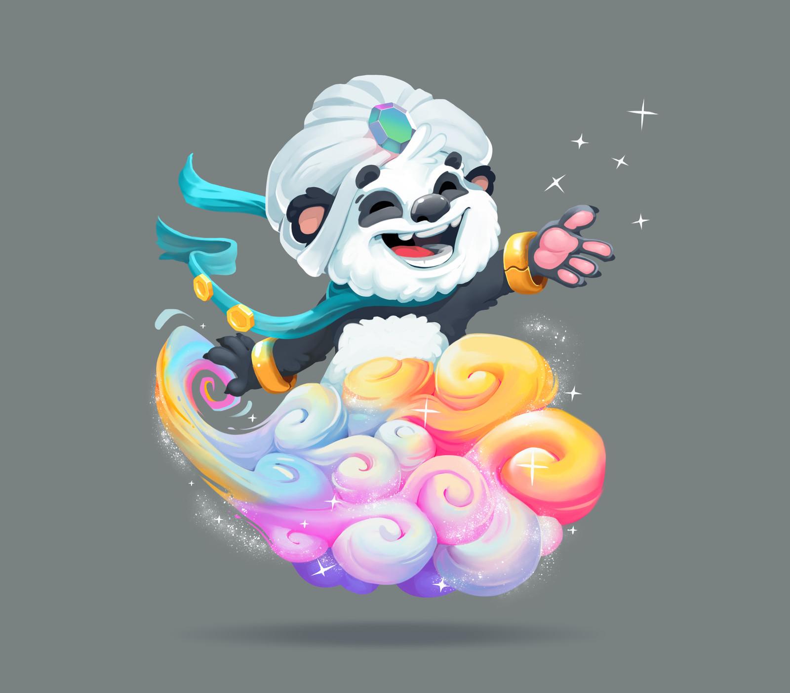 Djinn Panda