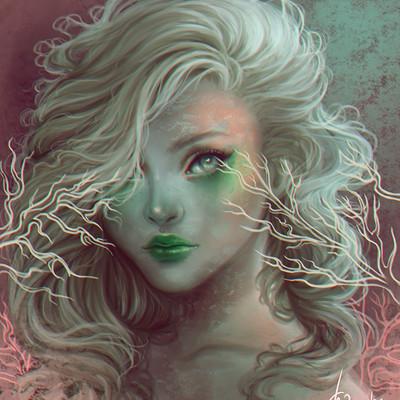 Lourdes saraiva whisper by agnes green d8oudlz