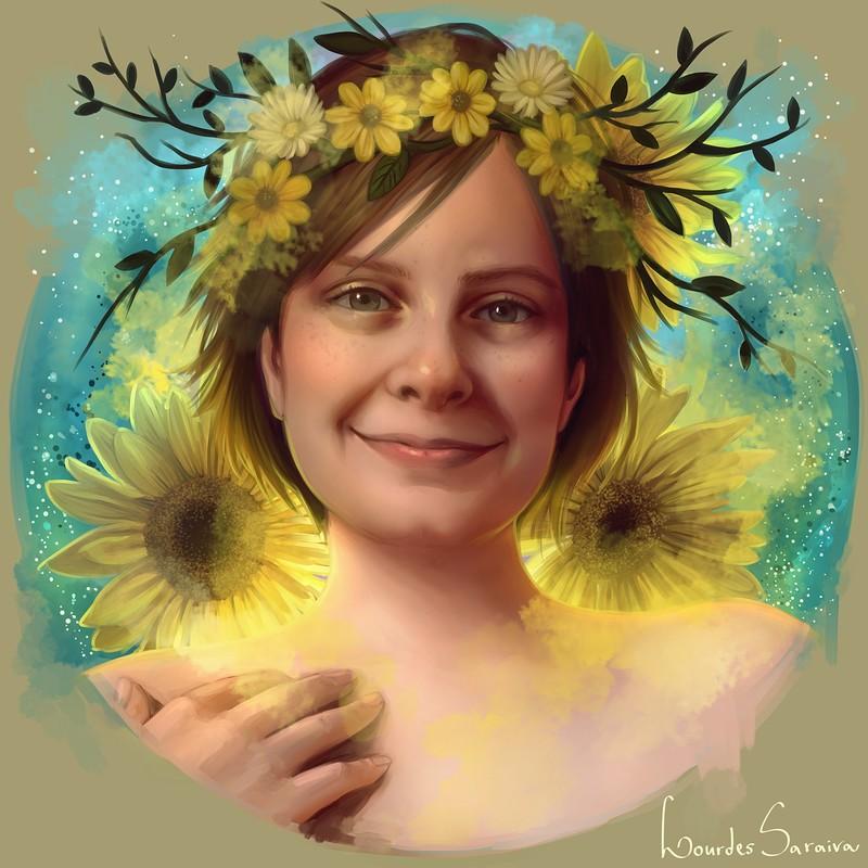 Portrait: Lígia