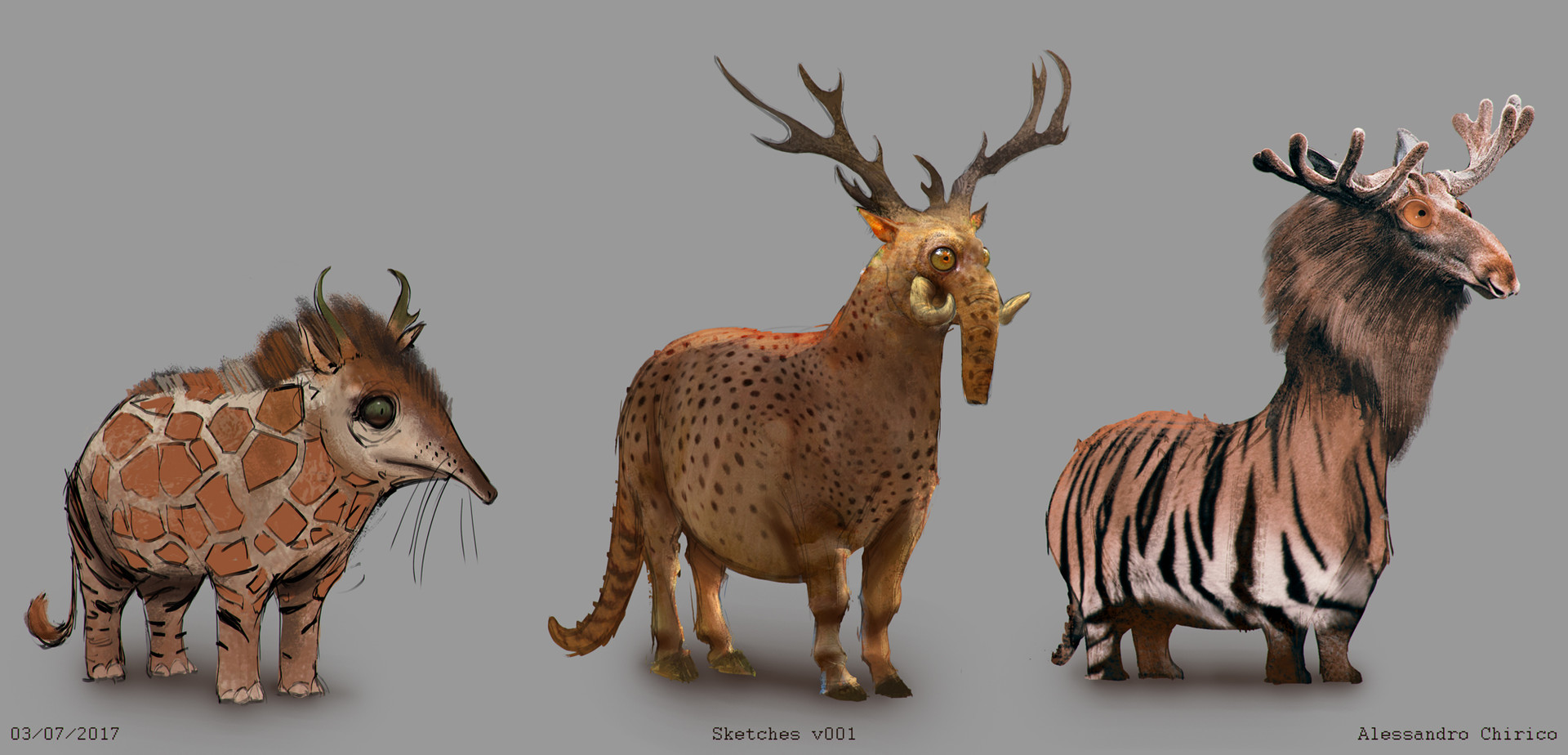 Alessandro chirico 20170703 v001 ac animal sketches