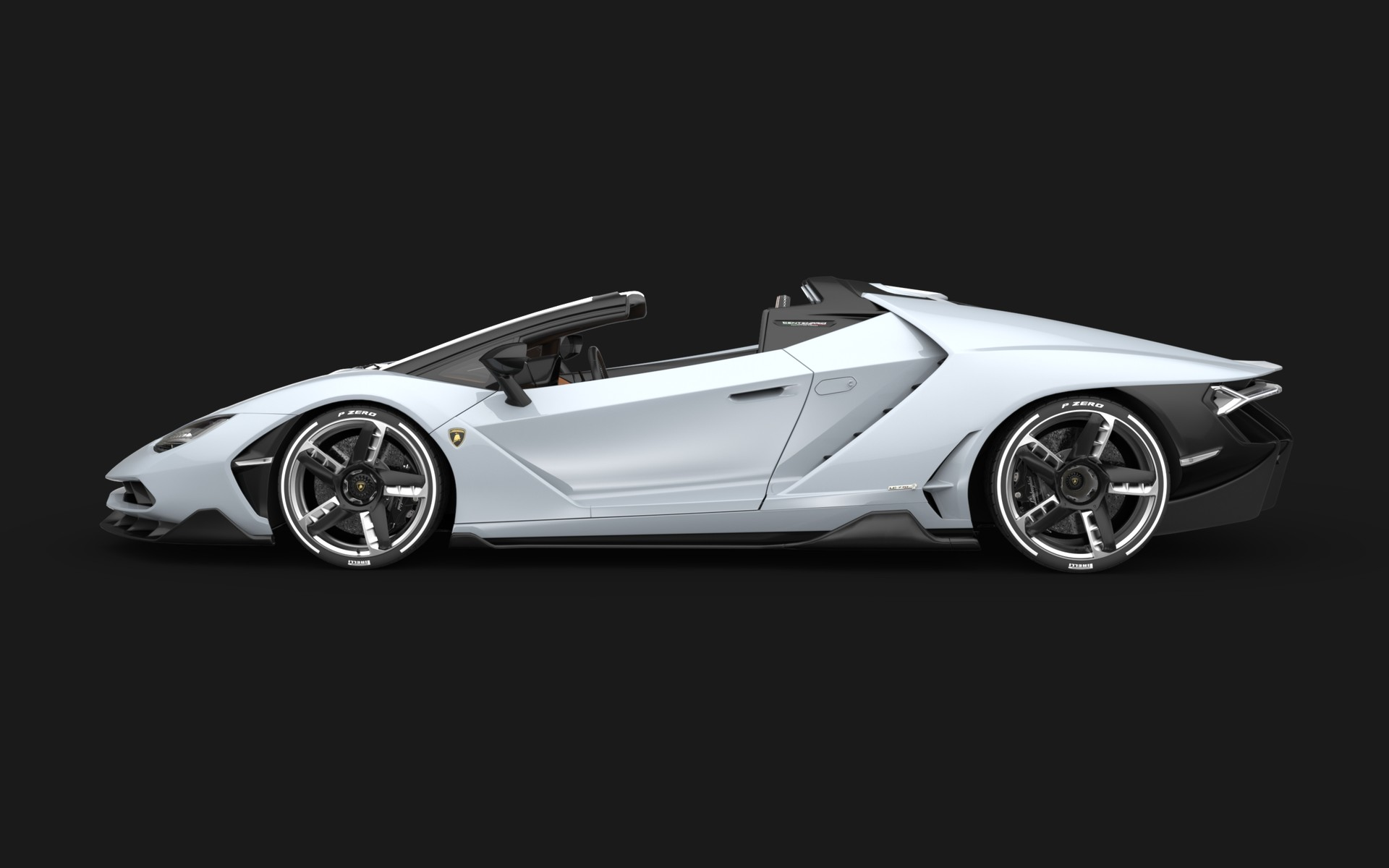 Artstation Lamborghini Centenario Roadster Imagination X