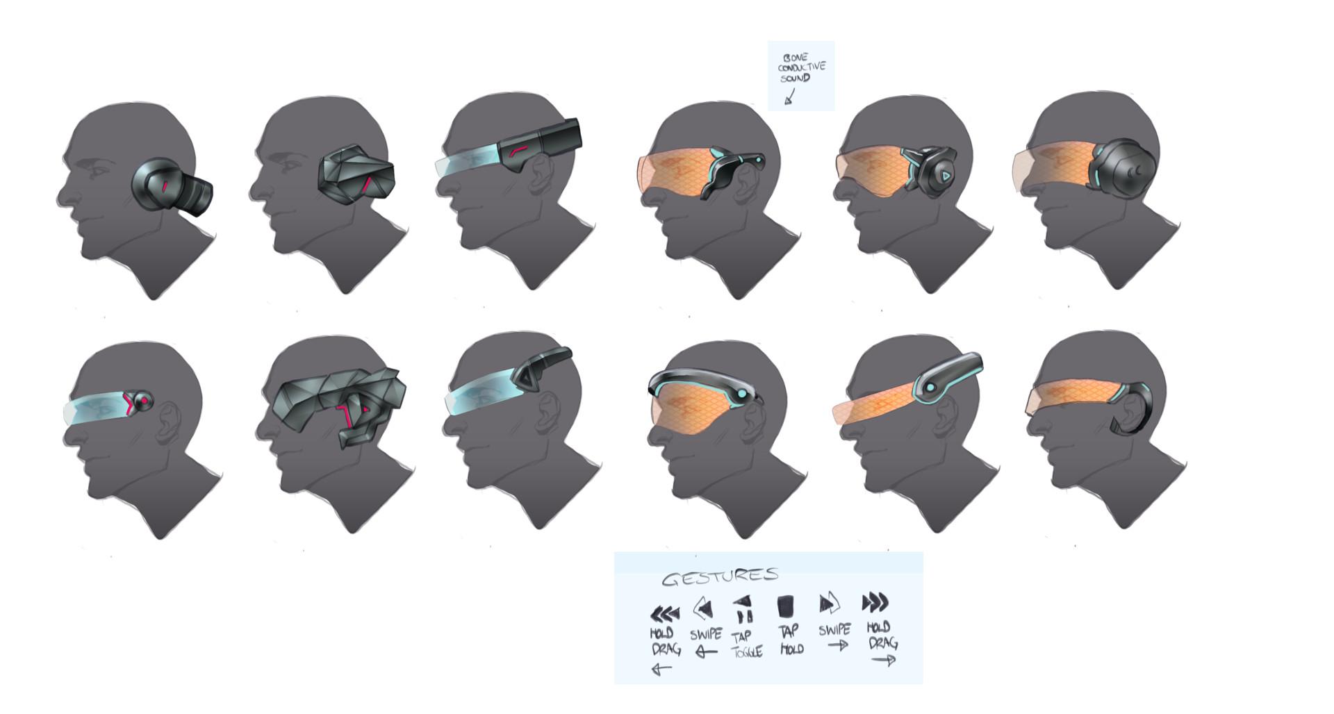 Meta olympia mightydynamo headsets