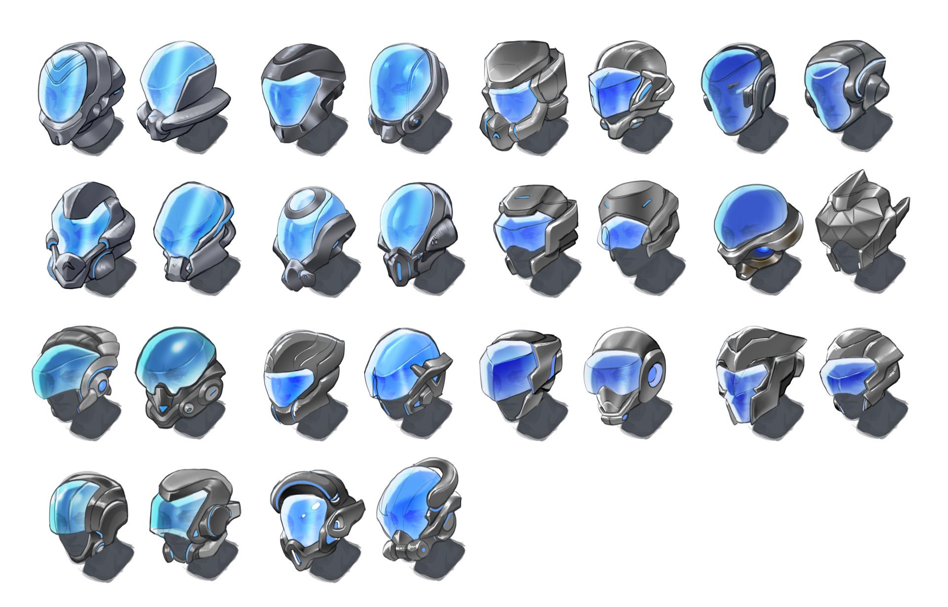 Meta olympia mightydynamo helmets