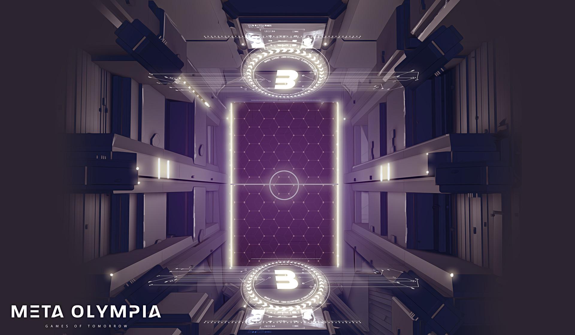 Meta olympia stadium demo 2