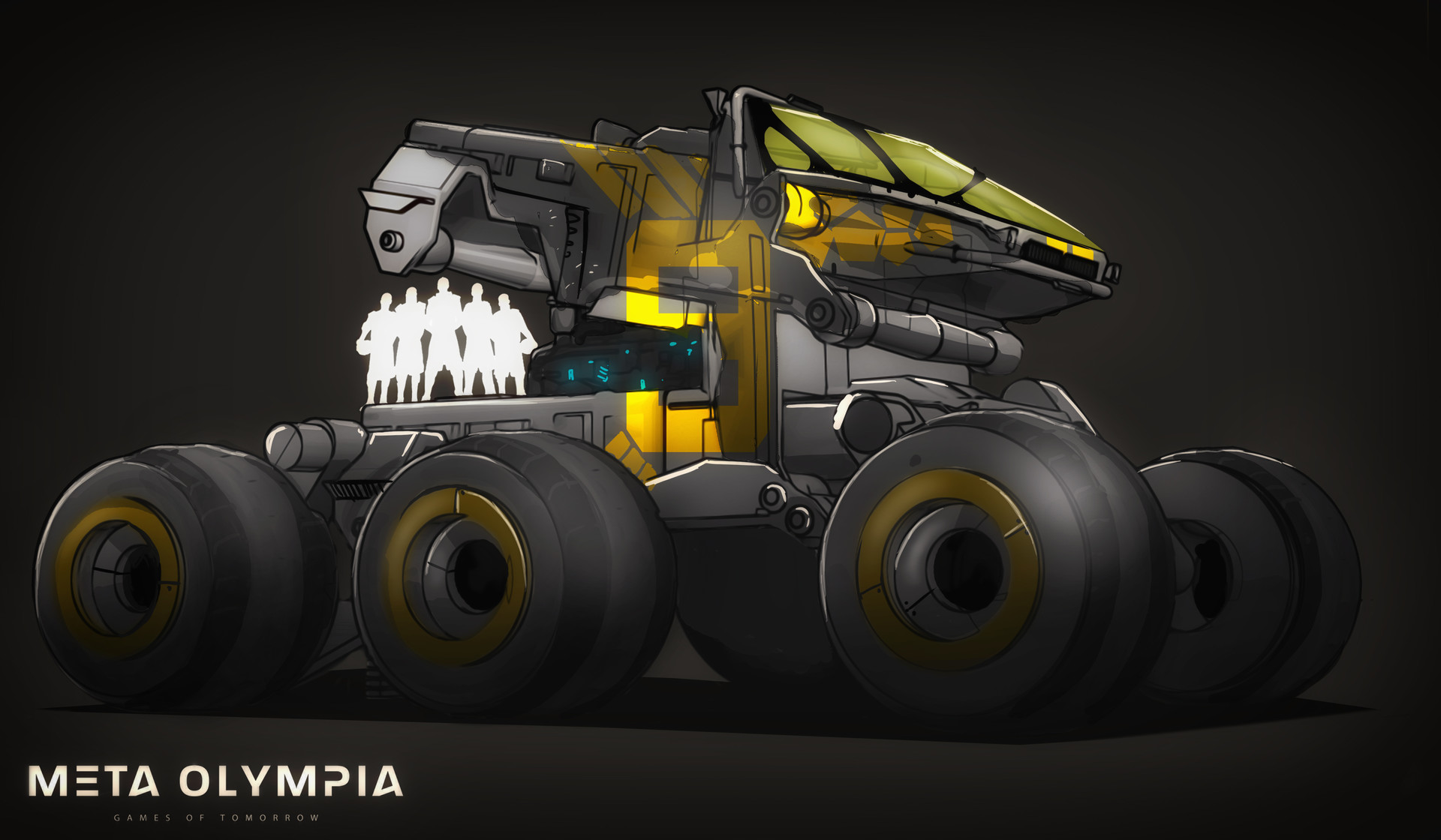 Meta olympia vehicles 4