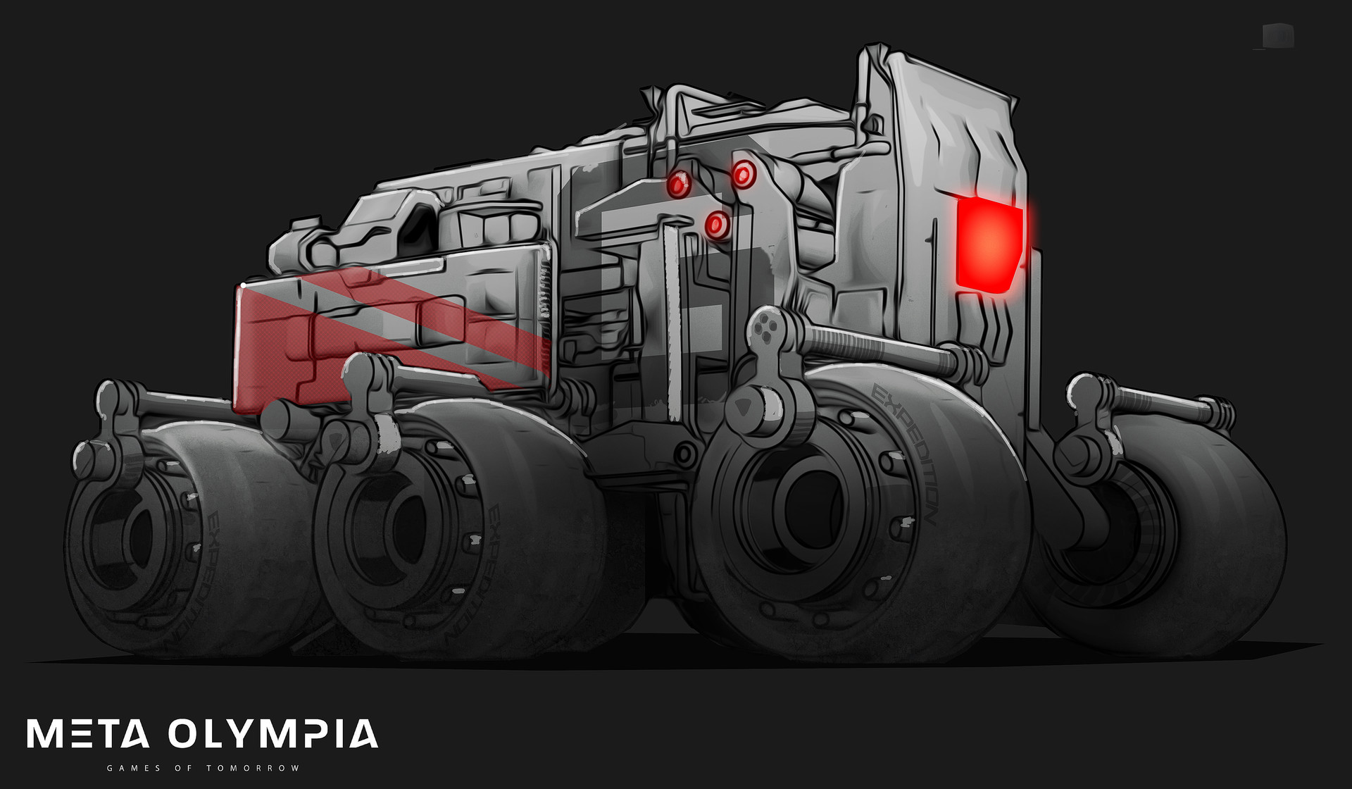 Meta olympia vehicles 3