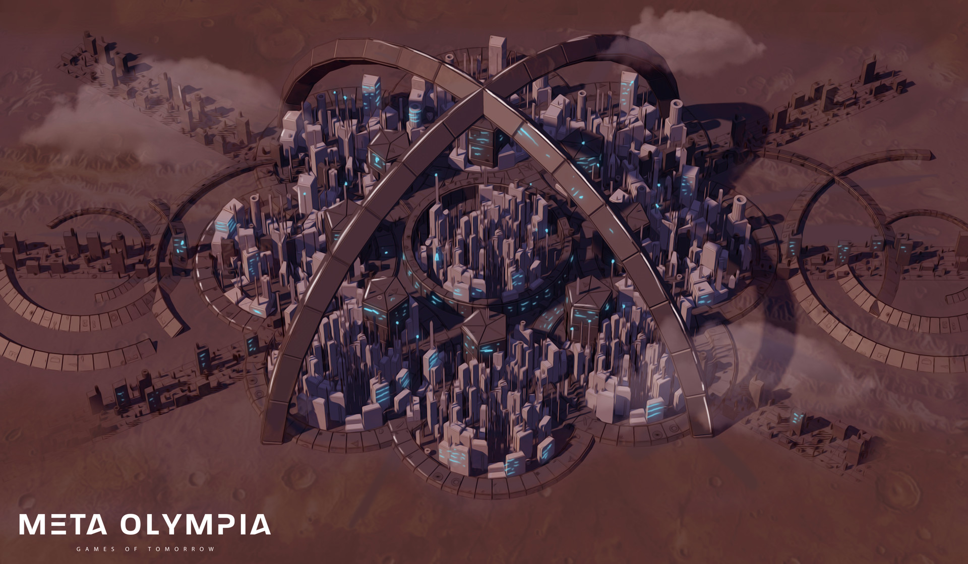 Meta olympia environment 2
