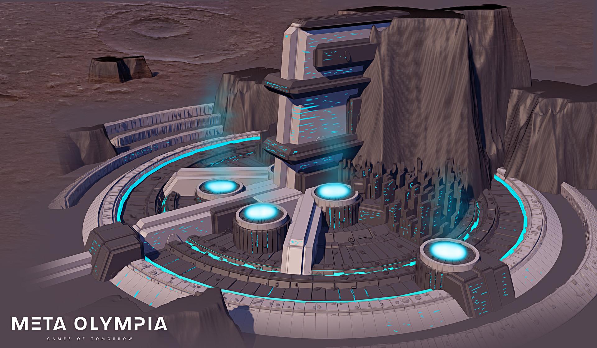 Meta olympia environment 3