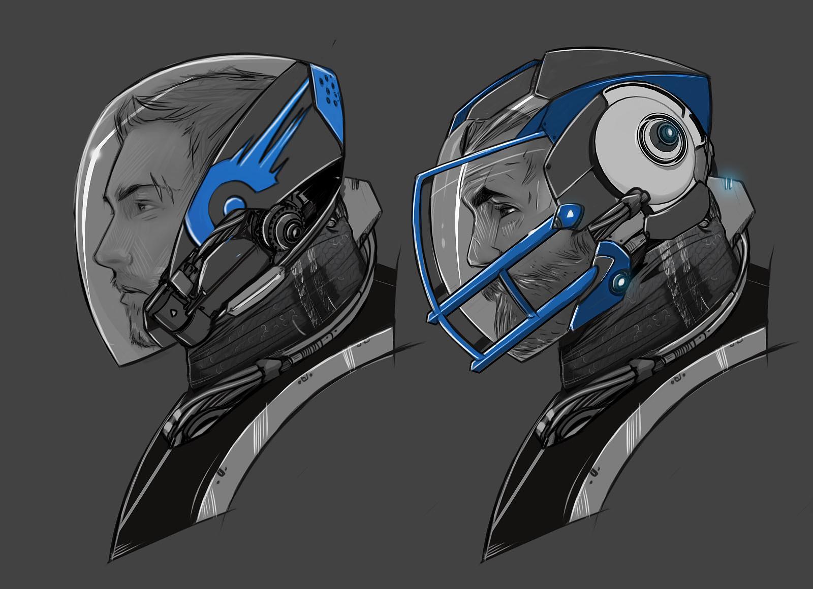 Meta olympia helmet 1