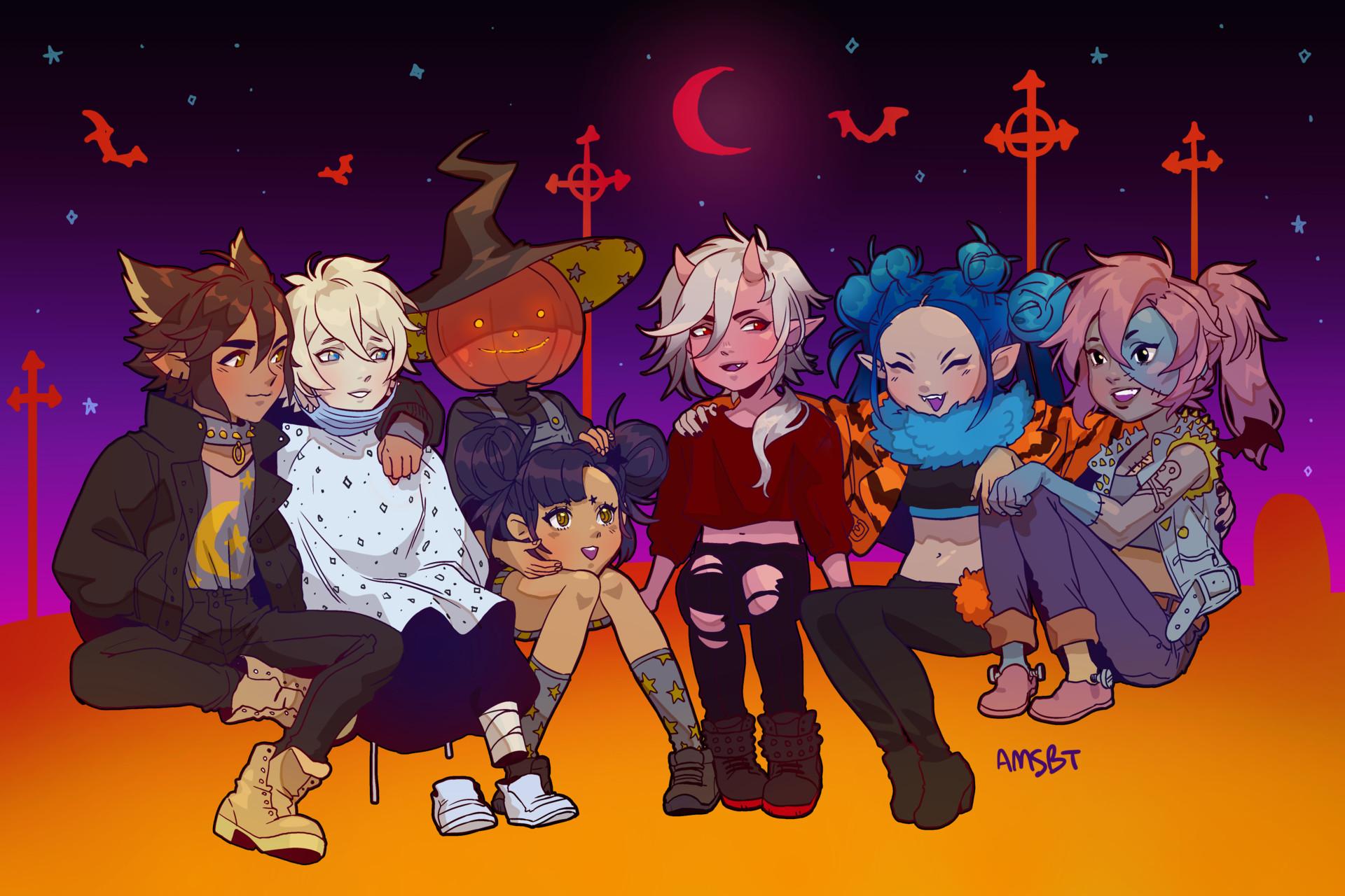 Manda schank halloween babies