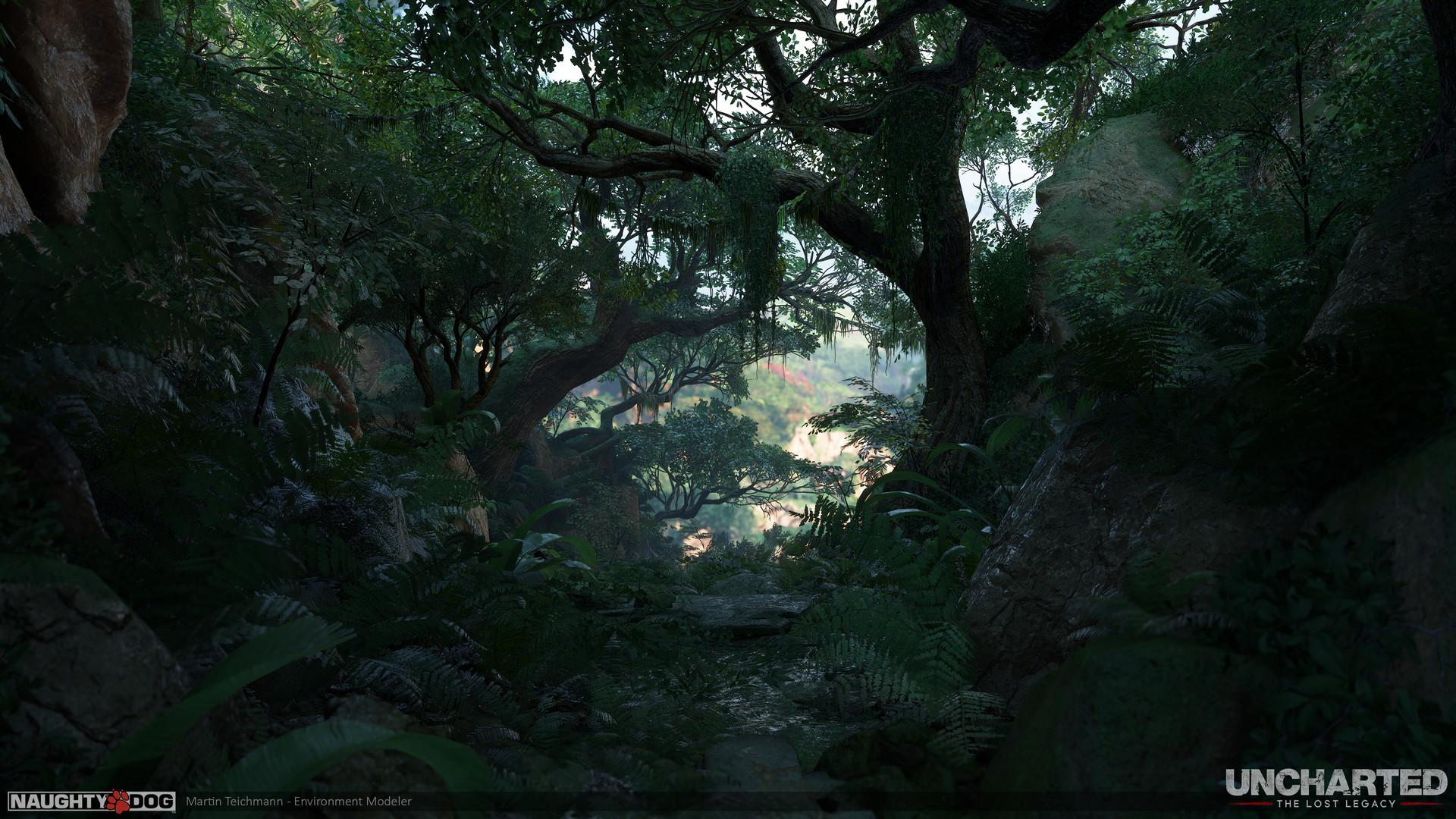 Martin teichmann jungle path 01