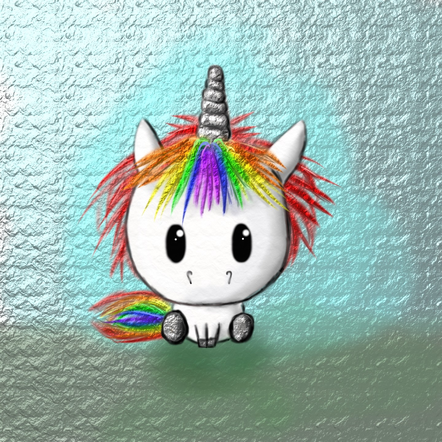Janine timiney rainbow unicorn rework