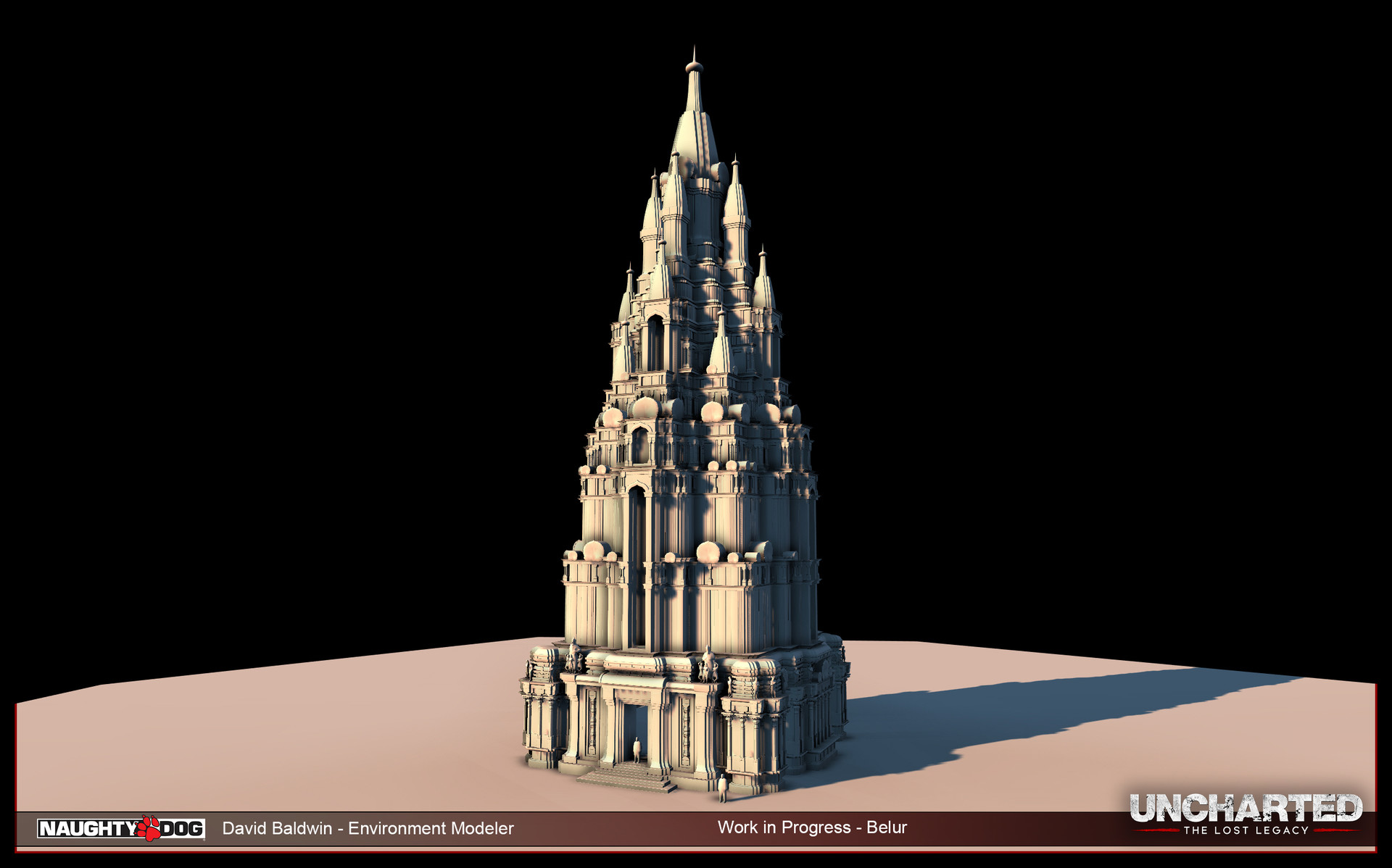 Belur - WIP - Tower