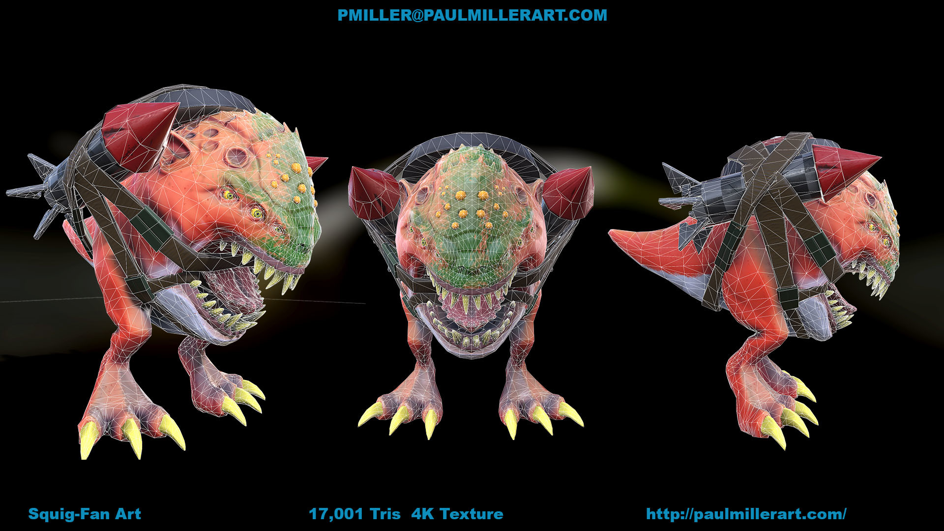 Paul miller squig presentation 2