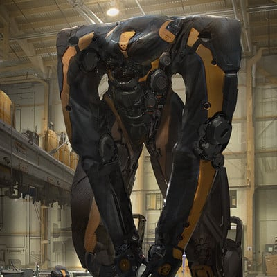 Eddie mendoza agent orange mech