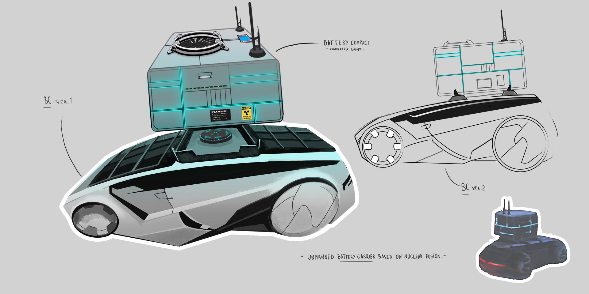 Vladimir sushkov concept bc full