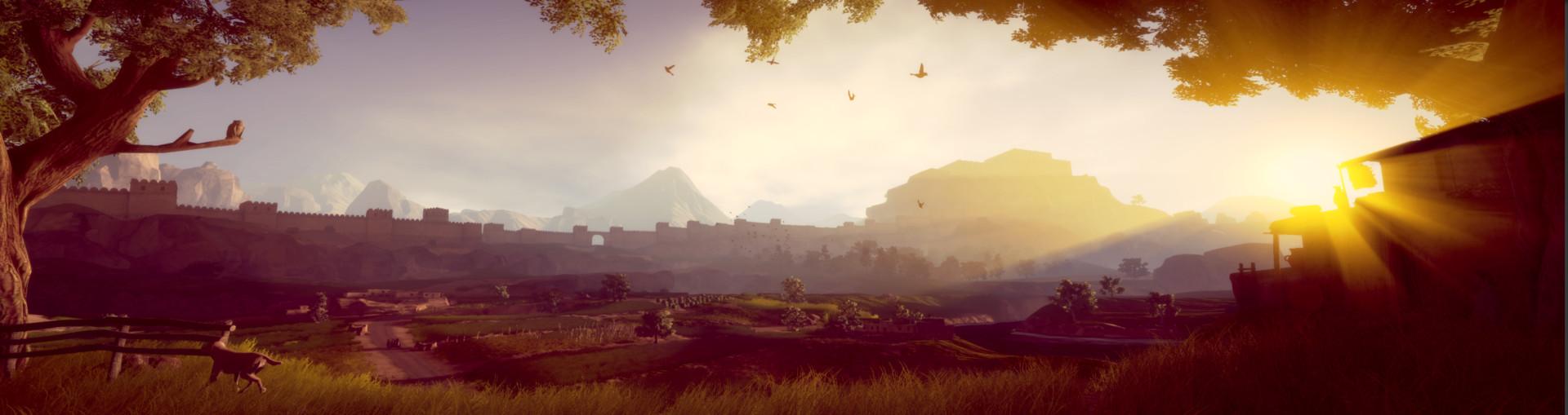 Screenshot from sunrise