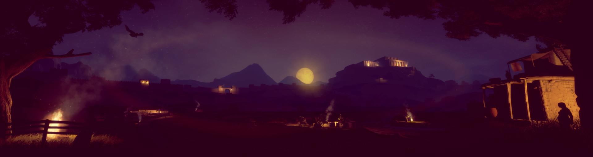 Screenshot from midnight