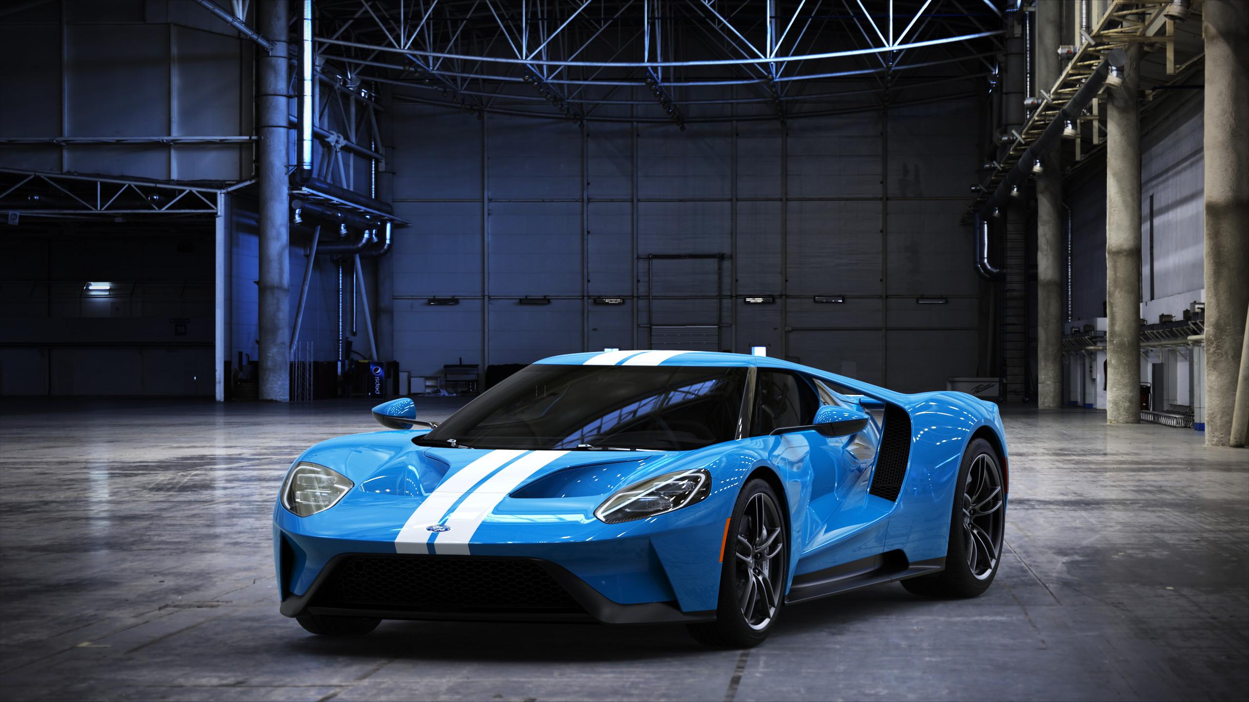 Ford GT Keyshot Render