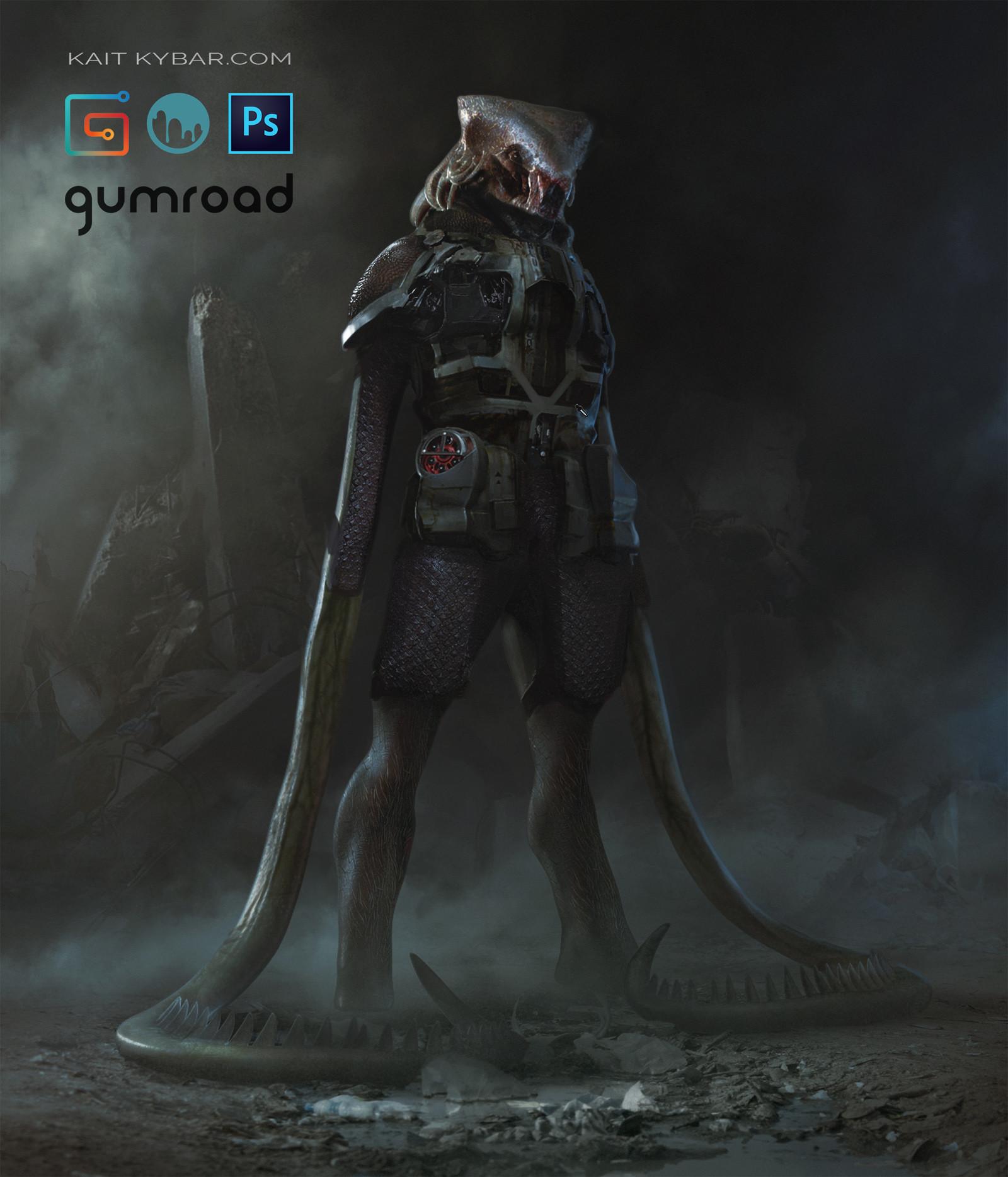 Kait kybar bug v2