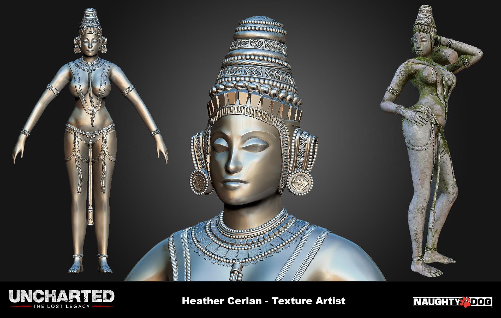 Heather cerlan tll hcerlan statuenew