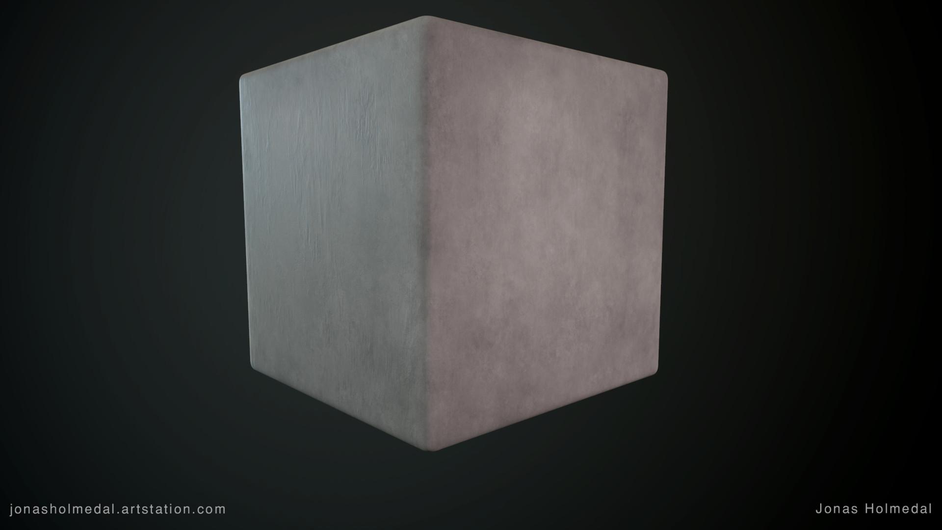 Jonas holmedal concrete bunker