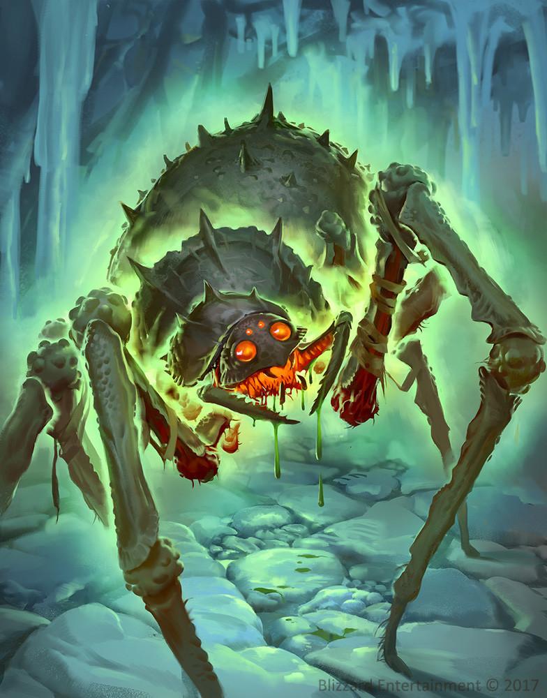 Spider Plague