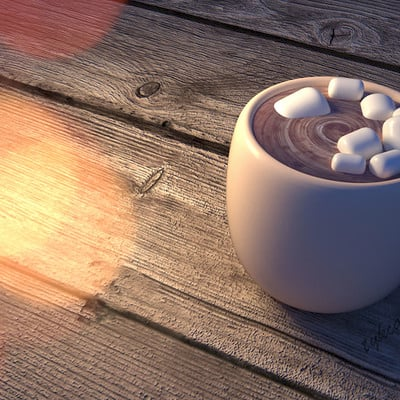 Tzu yu kao at coffee time with bokeh lights 0830ss1