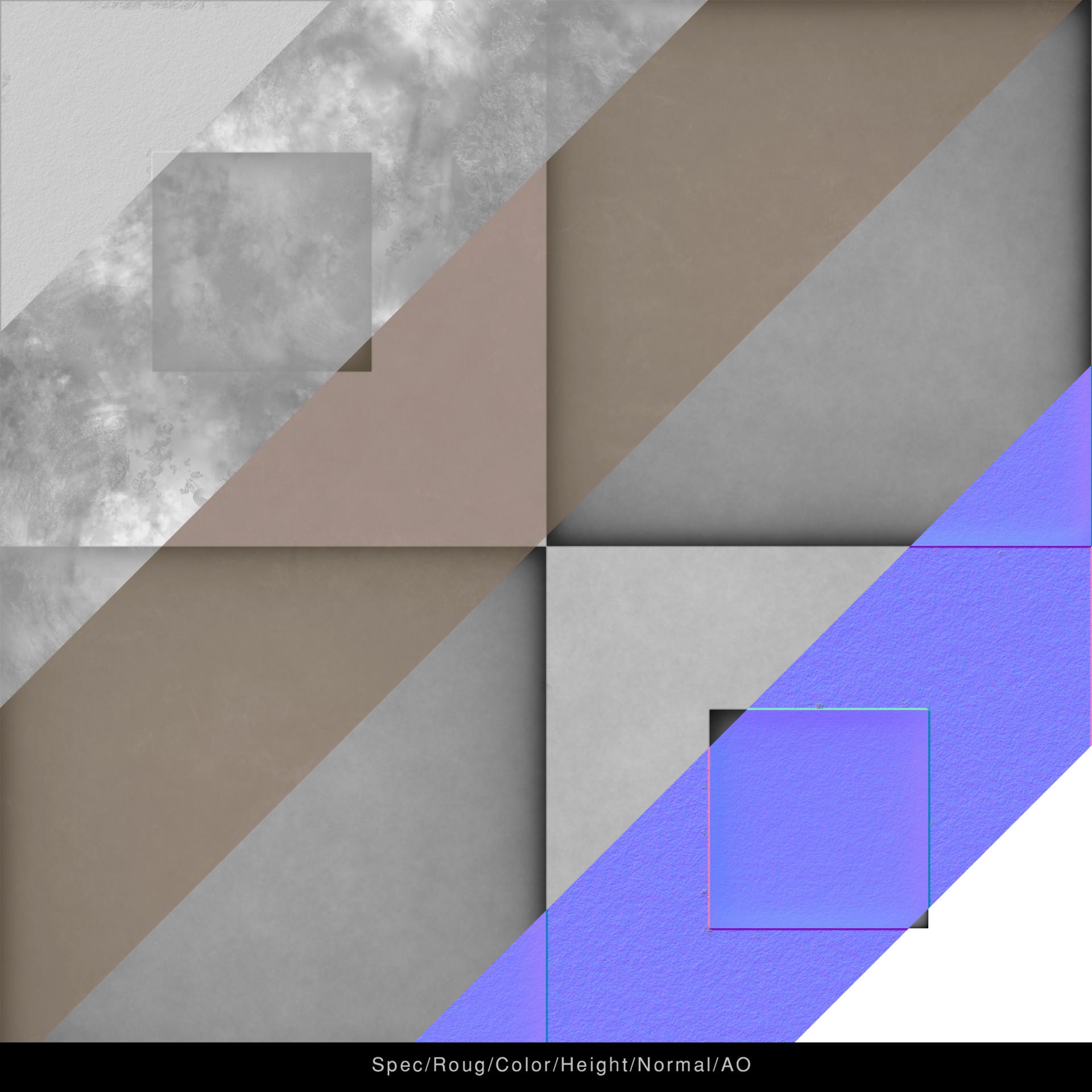 Jonas holmedal texture breakdown ancient pattern