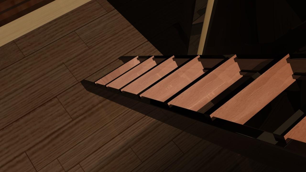 Vesper jsvira s 7 stairs of hidden passage