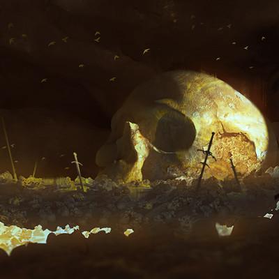 Shahab alizadeh skull env final