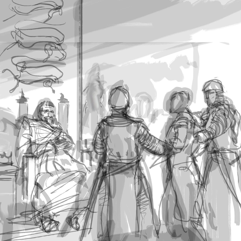 initial proposal sketch