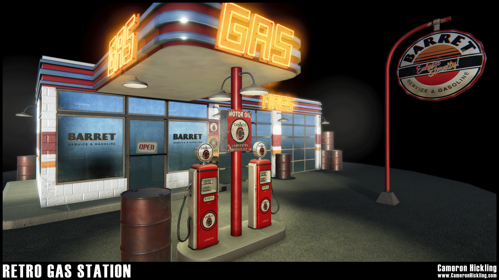Gasoline at the gas station is massively underpowered 74