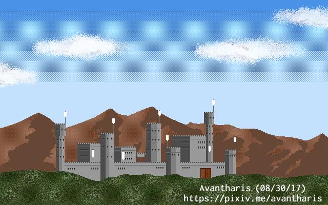 [PFRD] Castle