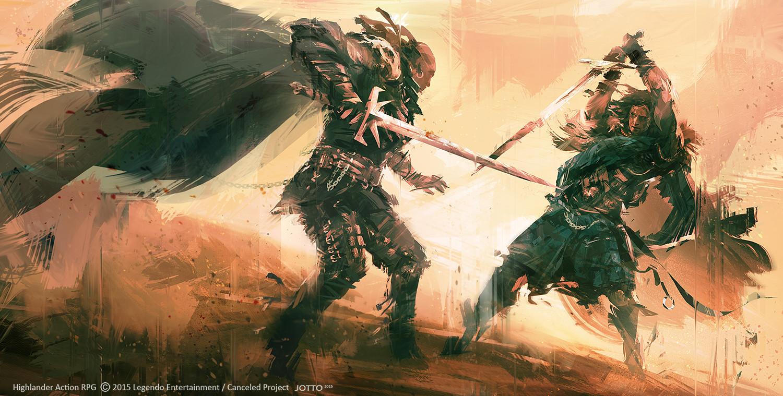 La bataille pour une place avec ses ancêtres.