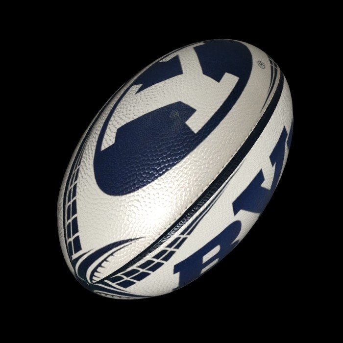 Petar doychev texture rugby ball 2
