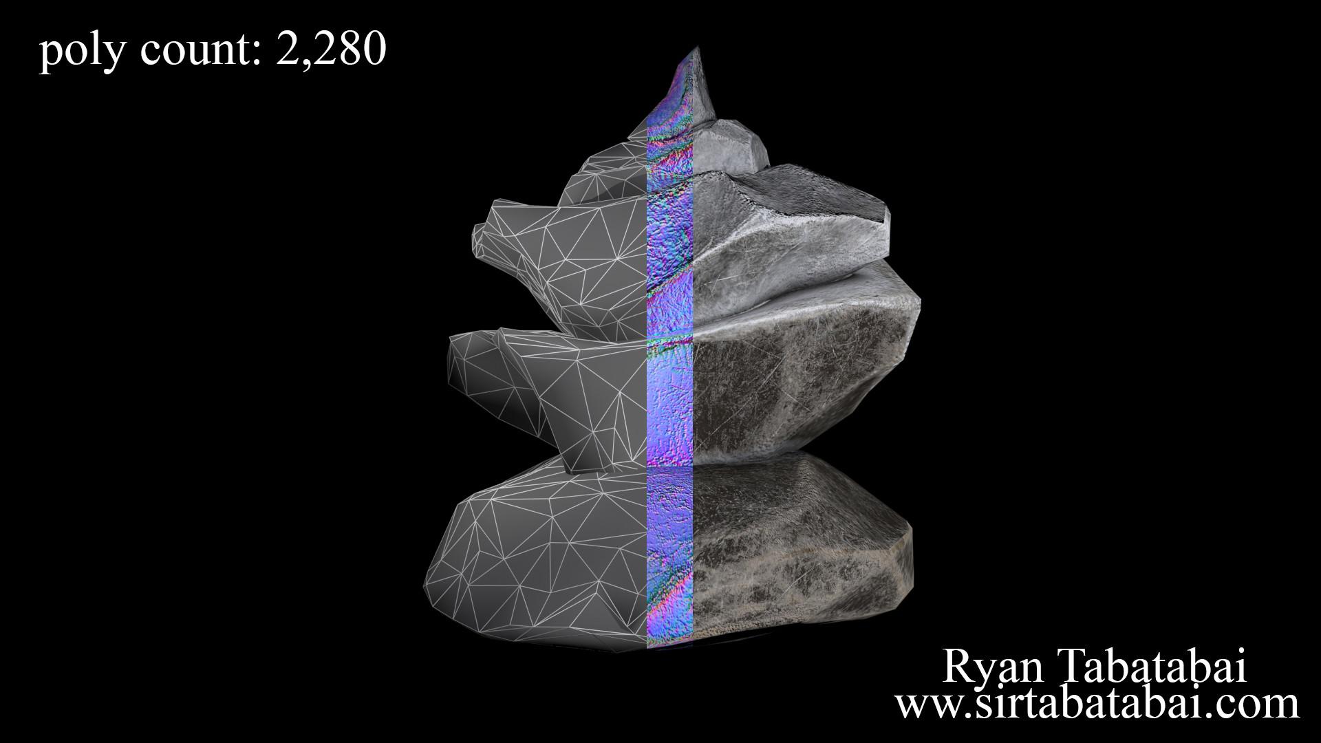 Ryan tabatabai rocks
