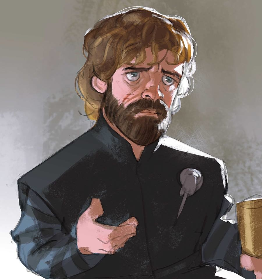 I was waiting to the last ep of this season to drop Tyrion which by the way was AMAZING!
