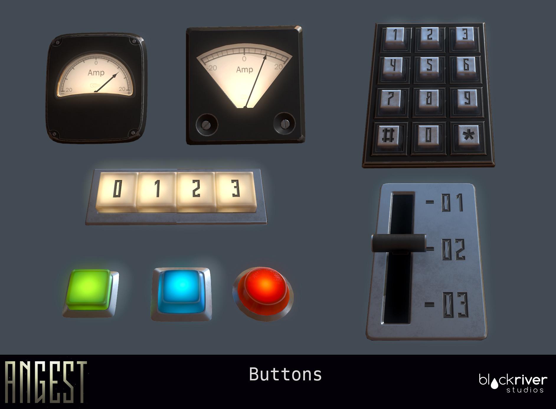 Marcelo m prado angest buttons