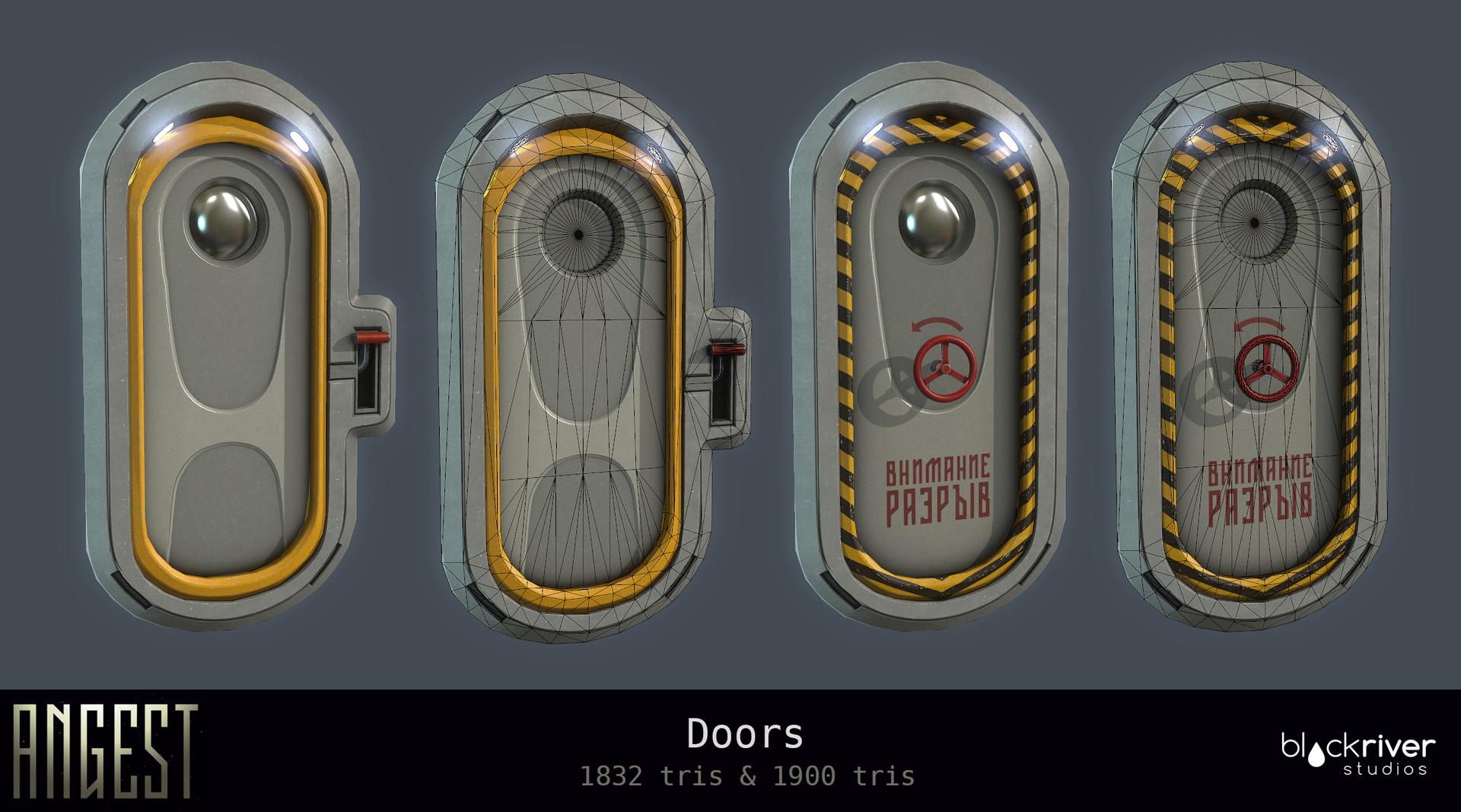 Marcelo m prado doors