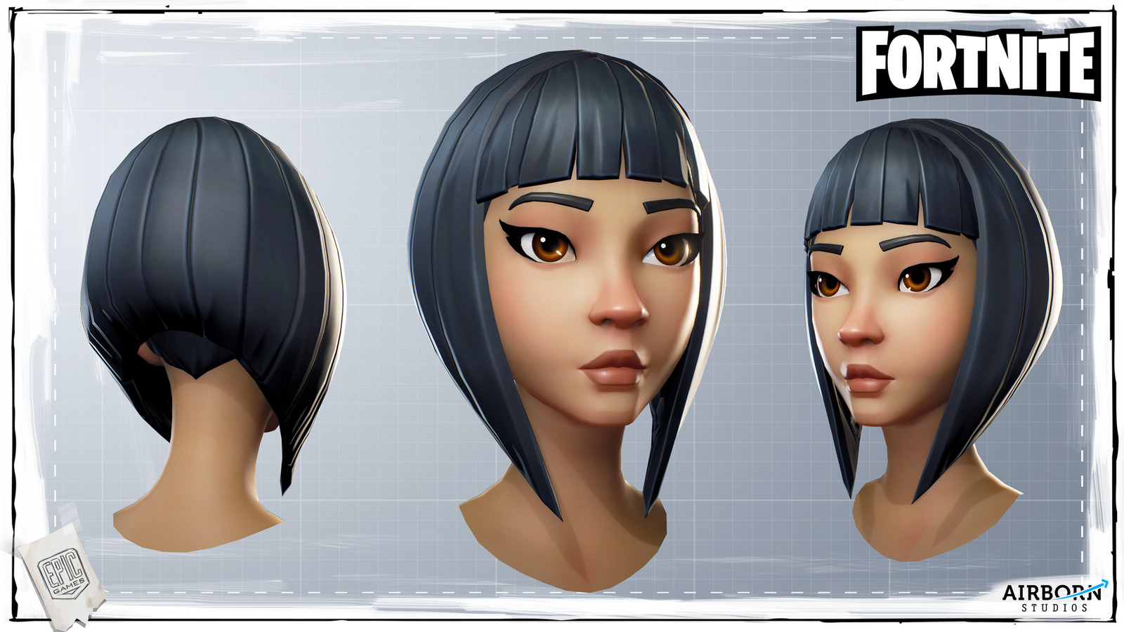 Dim Mak Mari, Highpoly and Lowpoly Model by Steffen Unger, Final Mesh Tweaks and Textures by Tim Moreels