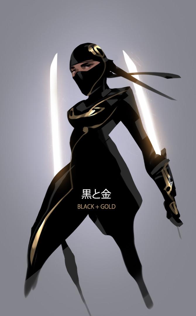 Heri irawan black gold 03
