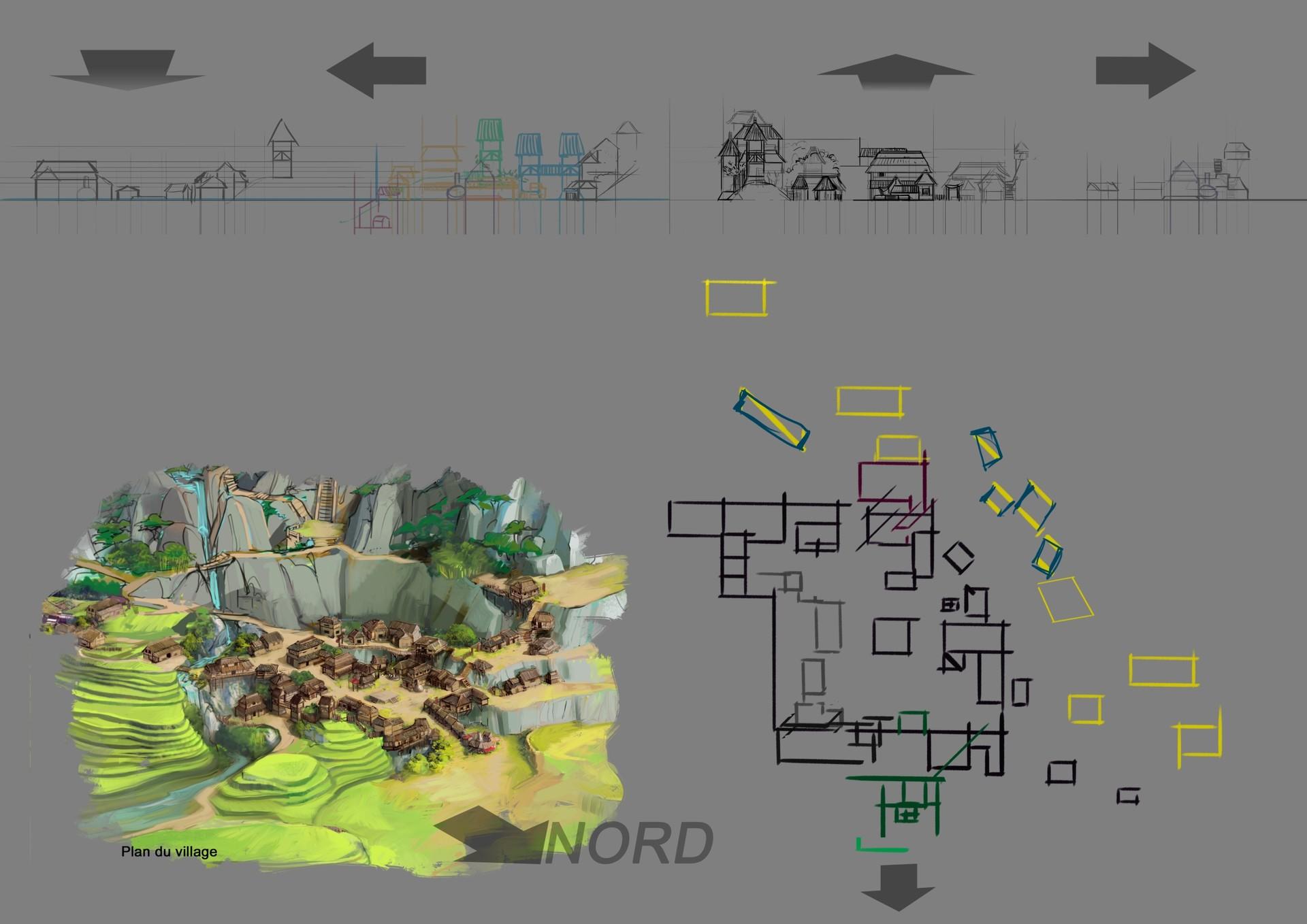 Alea amandine lefevre planche topologie place village 1