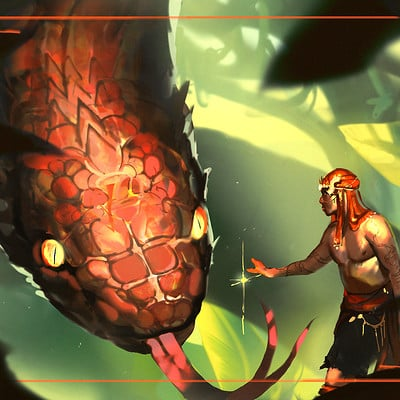 Joel duque serpent tamer release v3